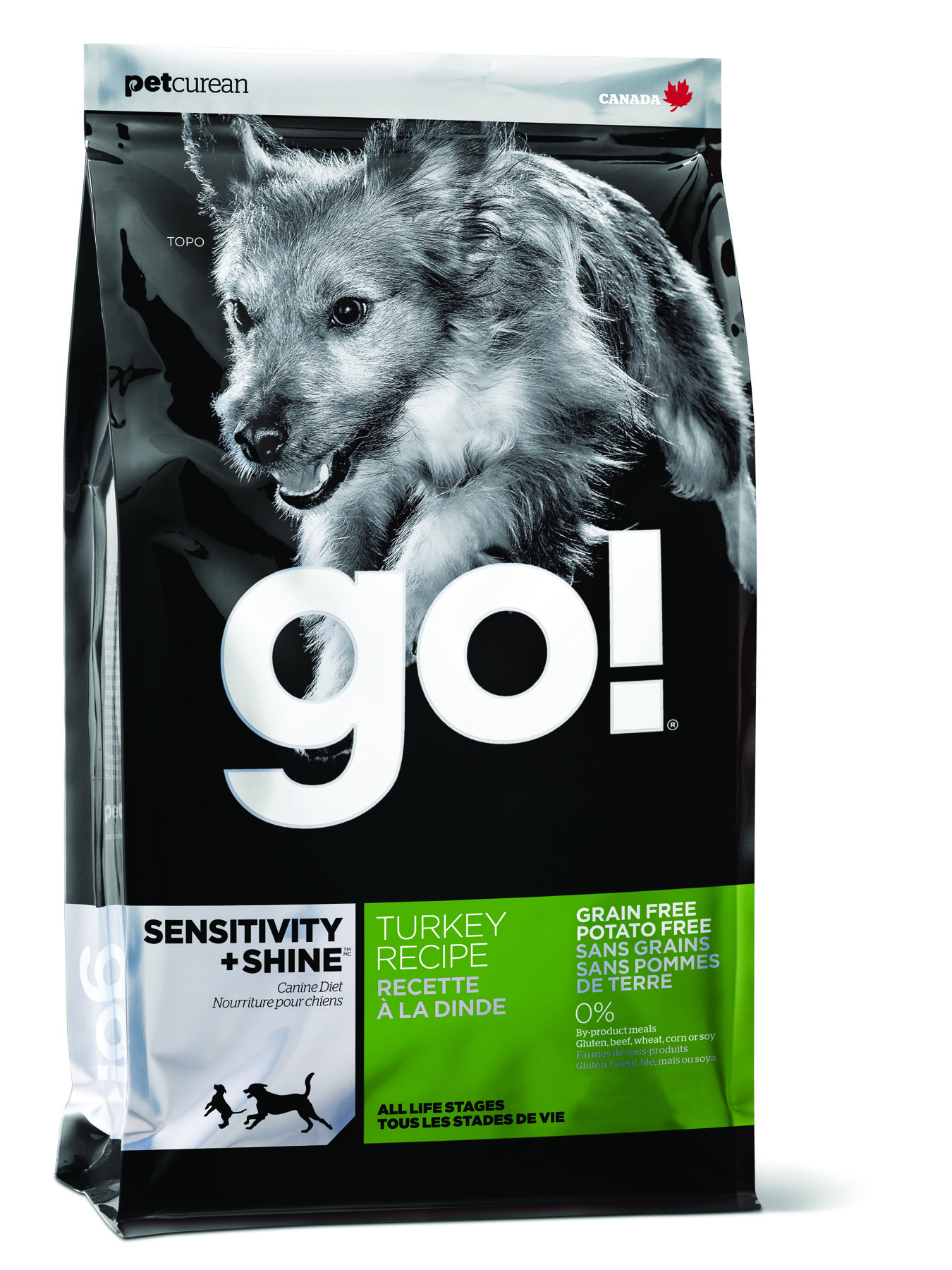 Because Go Is Made In Canada Dry Dog Food Dog Food Allergies