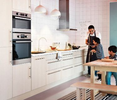 Fotos del catálogo de IKEA de cocinas para 2014 | Diseño de