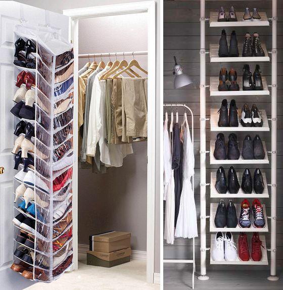 靴・ブーツのおしゃれな収納方法アイデア50