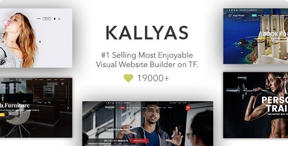 KALLYAS v4.5.1 – Responsive Multi-Purpose WordPress Theme | Template ...