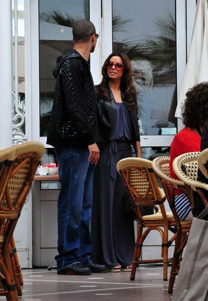 Eva Longoria Photos: Eva Longoria & Tony Parker Out At Cannes