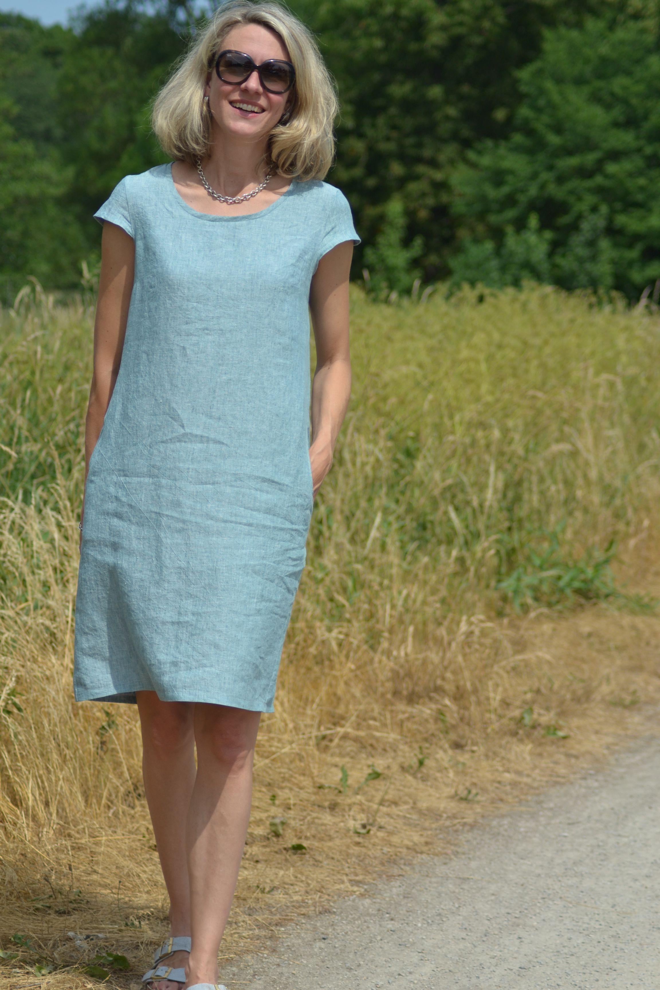 Photo of Freuleins – pattern dress Ibella – It starts! – Proximity …