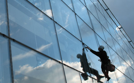 Skyway Window Cleaning New York New York Proview Commercial