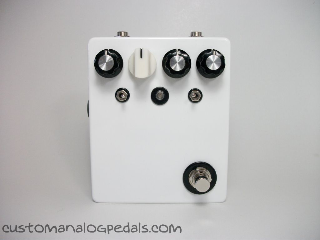 The Easiest Way To Explain Marshall Jcm In A Box We Used Best Fuzz By All Fet Quality And Matched Fets For Tube Conversion Pedal Also Has Switchable