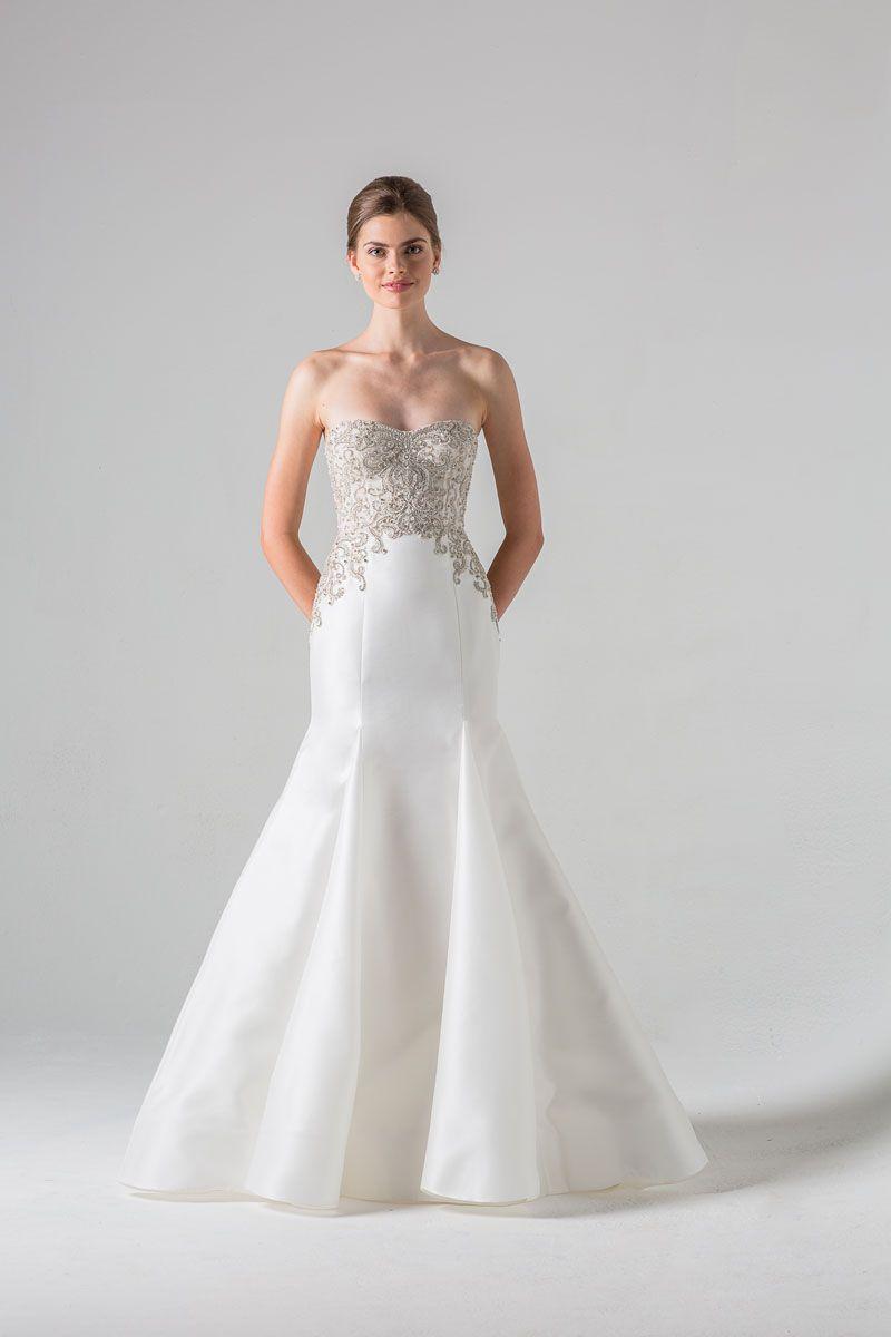 Anne Barge Lourdes, $2,450 Size: 8 | Used Wedding Dresses | Anne ...