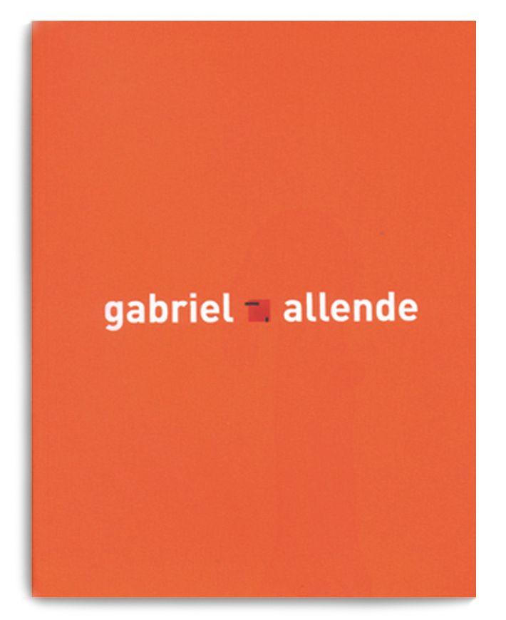gabriel allende orange book. 2004 edition. Cover
