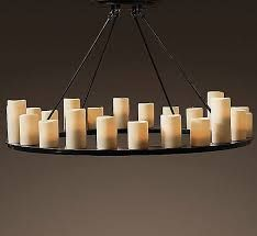 Image result for real wax candles chandelier themroc candle image result for real wax candles chandelier aloadofball Gallery