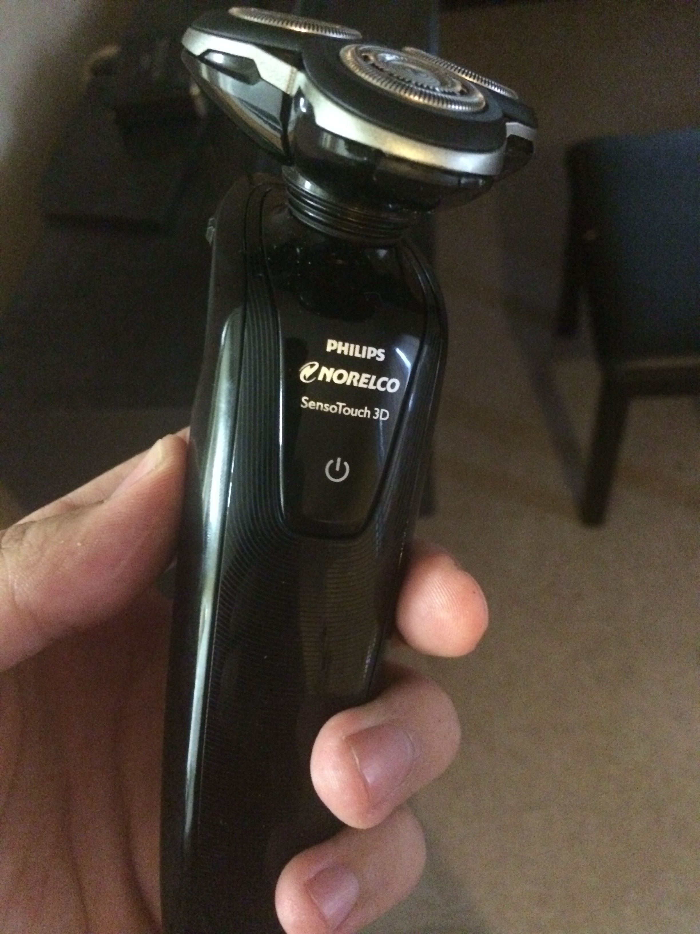 My nice shaver no man should be without