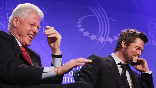 21 More Photos of Bill Clinton Having the Goddamn Time of His Life