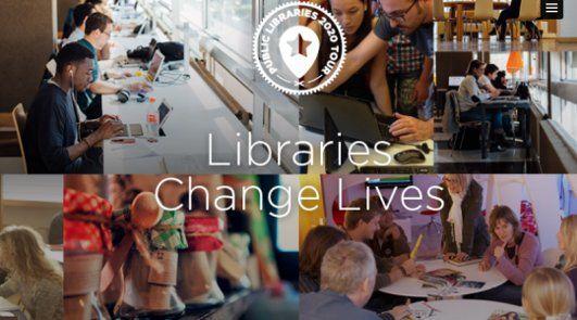 Desde el programa europeo Public Libraries 2020 visibilizan el papel de las bibliotecas en la educación de adultos, y nos invitan a participar en la tarea.
