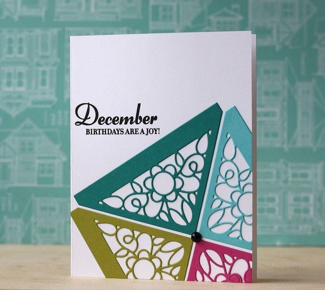 Ptirelease In Review Pti Birthday Cards Pinterest December