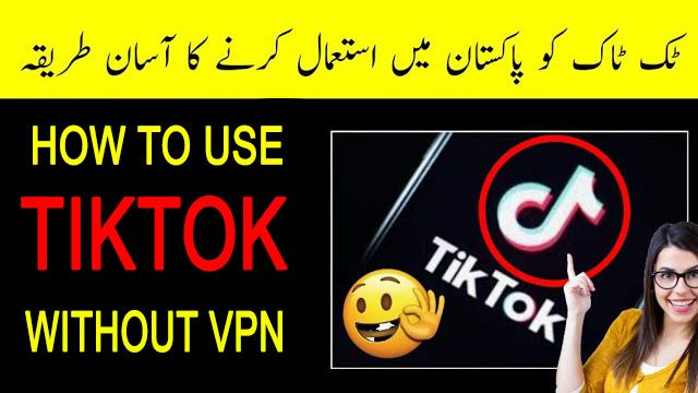 How To Use Tiktok Without Vpn In Pakistan Best Tiktok App Tiktok 2020 Music Clips Being Used Make A Video