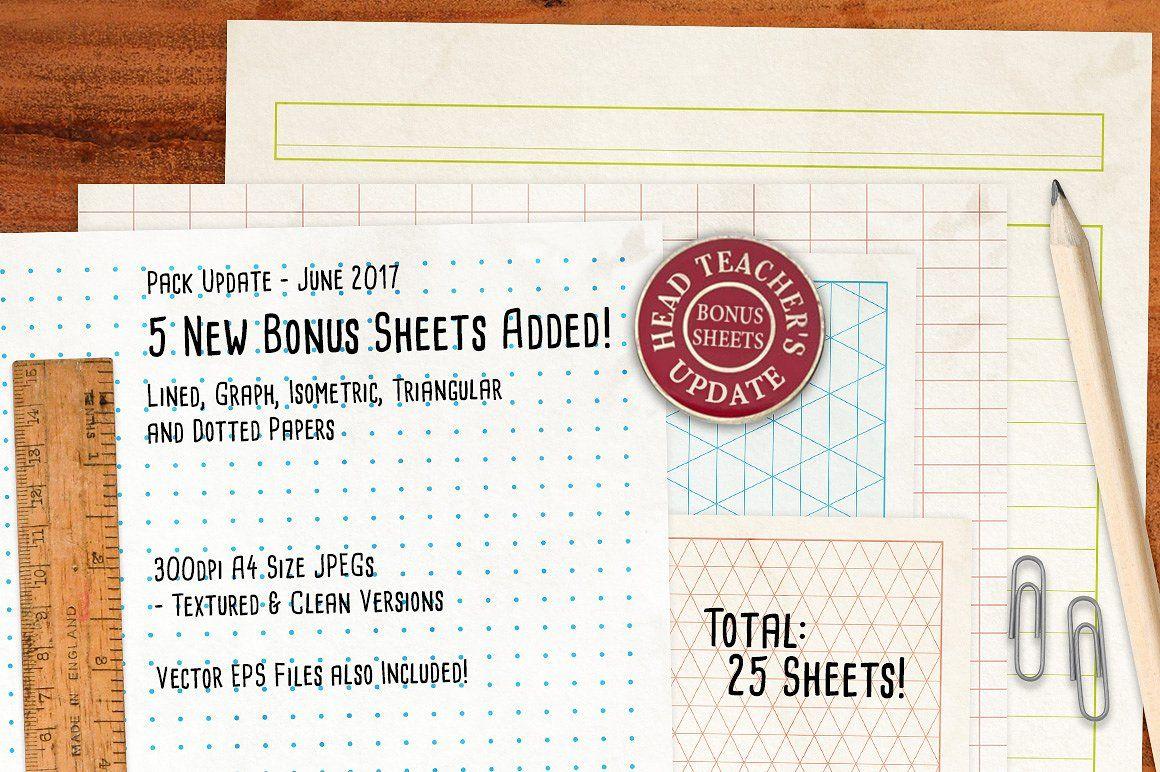 School Project A4 Size Paper Design Valoblogicom