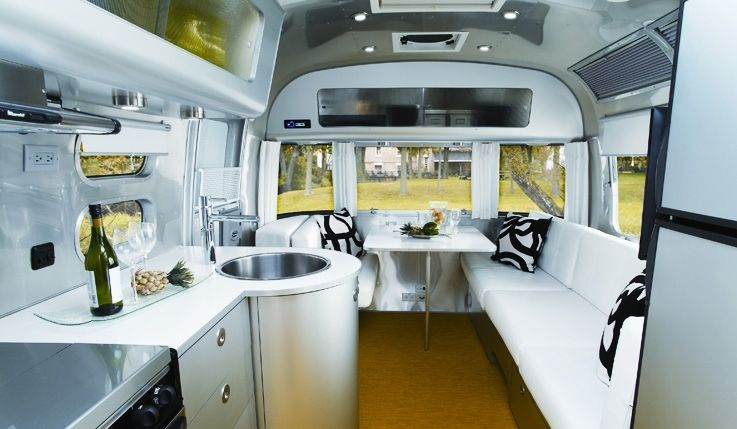Western Pacific Airstream By Timeless Travel Trailers Airstream Interior Airstream Trailers Airstream Renovation