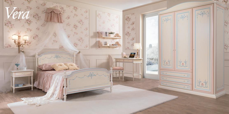 Girls Bedroom Pellegatta Vera Shared girls bedroom