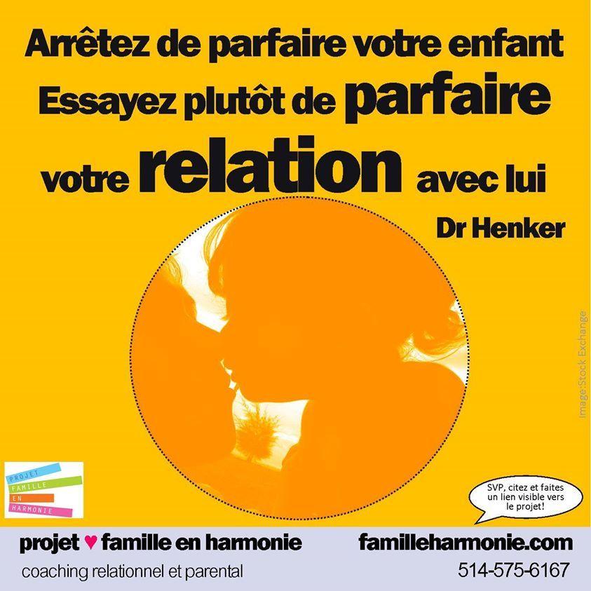 http://familleharmonie.com/  Enfants - Education Bienveillante Montessori Maternage Astuce Communication Parentalité positive non violente