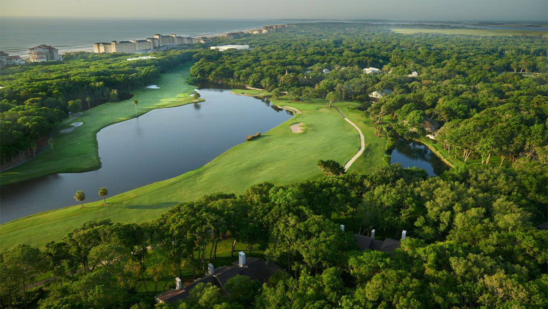 Amelia Island Golf Course Oak Marsh Course Omni Amelia