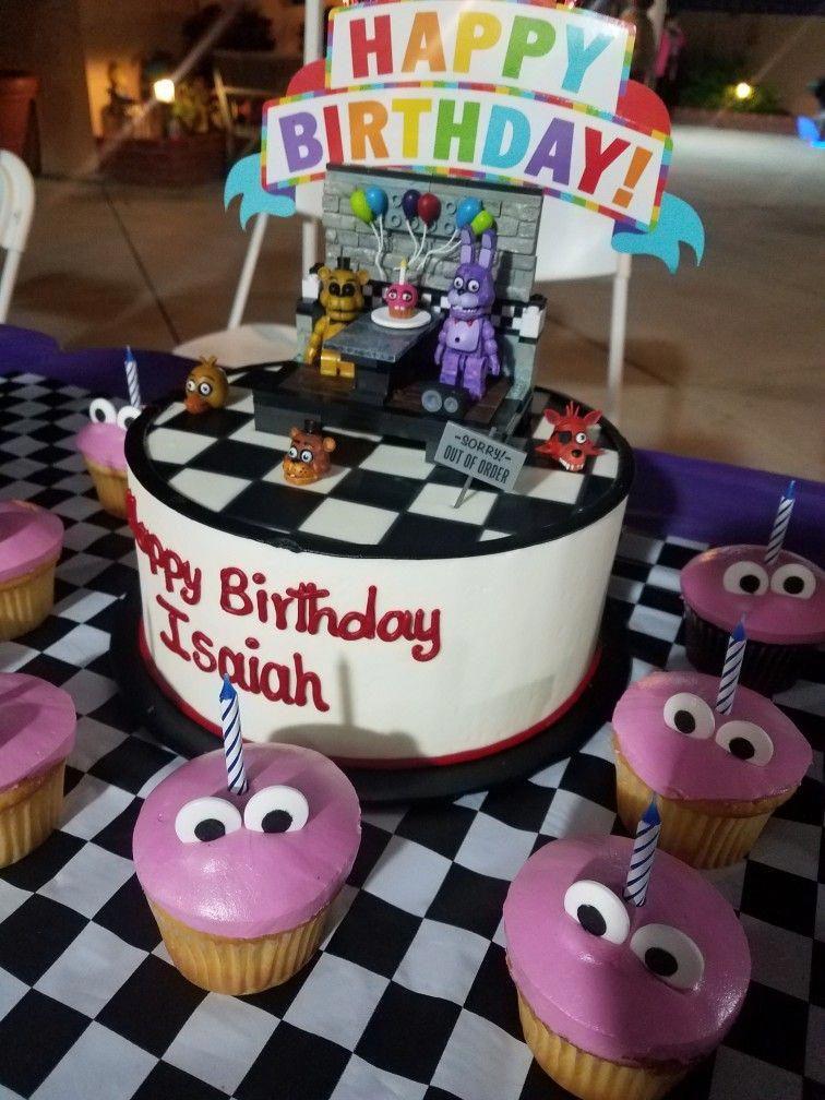 Blackberry cake hq recipes recipe in 2020 fnaf cakes