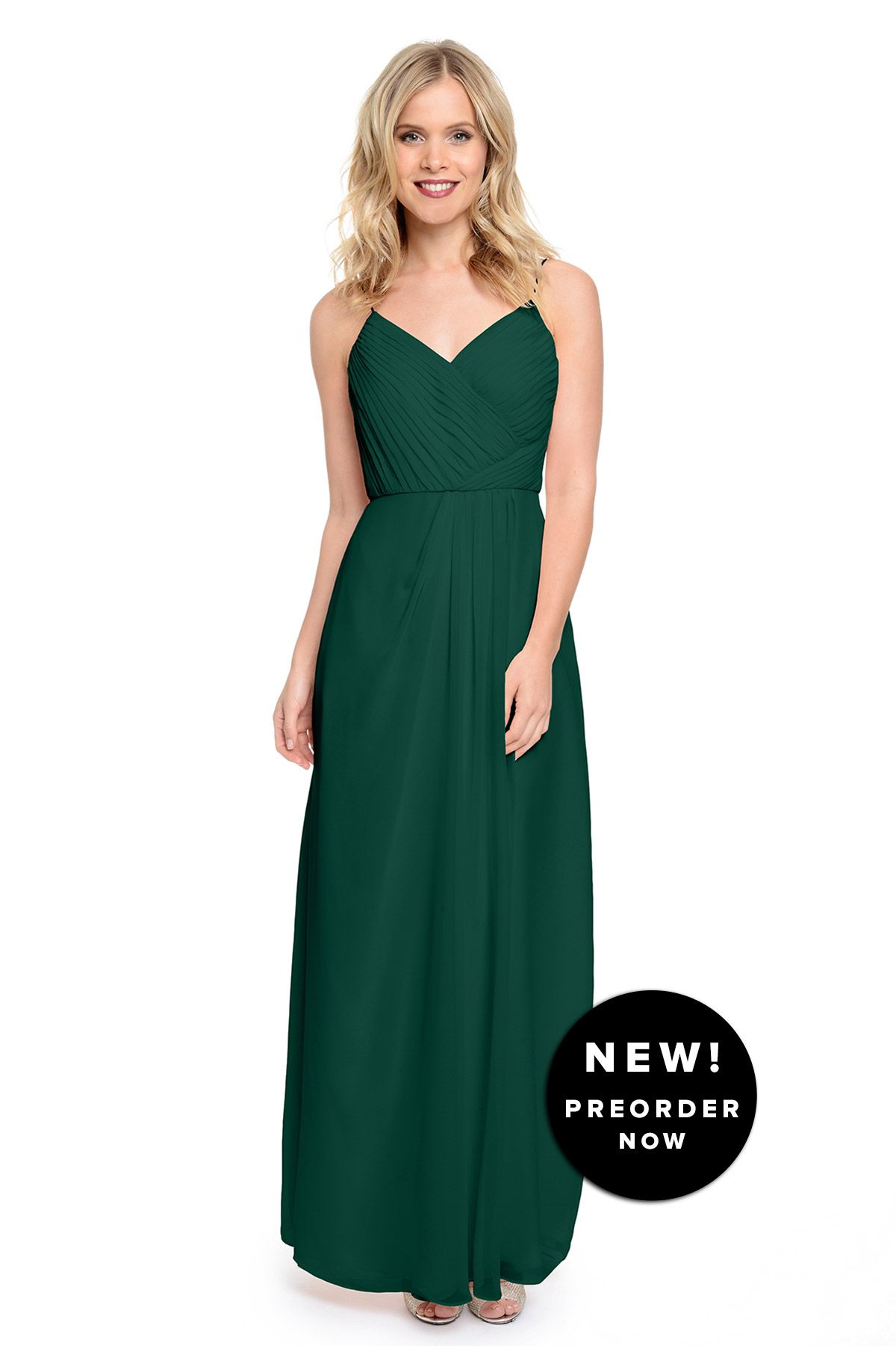 Camille dahlia party fashion and bridal accessories shop dove dahlia bridesmaid dress camille in poly chiffon at weddington way find ombrellifo Images
