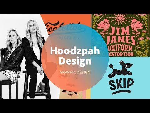 New video - Graphic Design with Hoodzpah Design - 1 of 3 ...