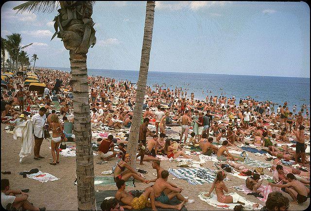 In Pictures Spring Break And Vintage On Pinterest: Guys & Gals, Spring Break - Ft. Lauderdale 1966