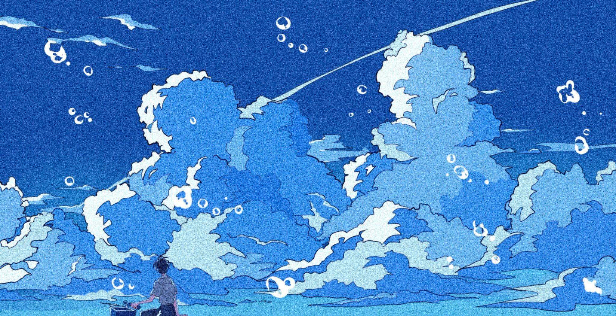 Anime wallpaper aesthetic pc