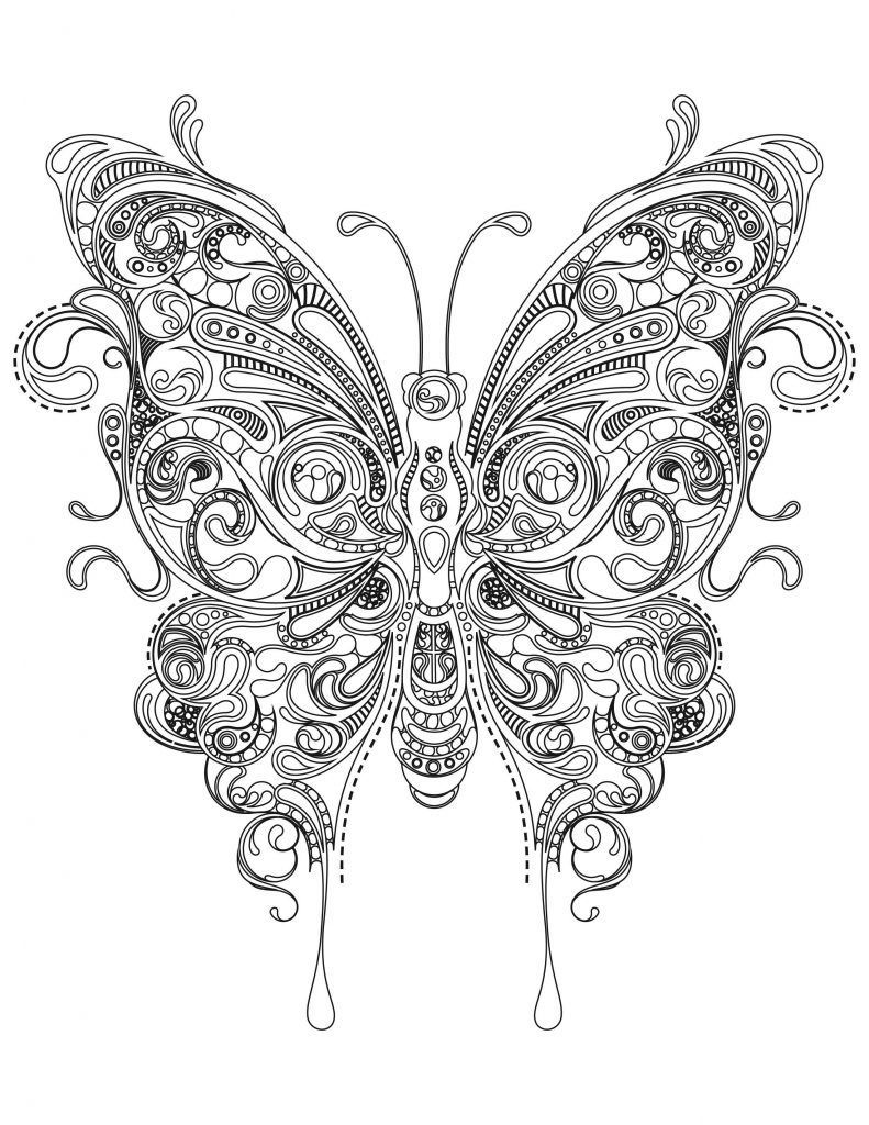 Most Up To Date Pic Mandala Coloring Books Strategies This Can Be A Quintessential Butterfly Coloring Page Mandala Coloring Pages Coloring Pages Inspirational