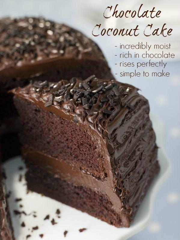 Rich s coconut cake recipe