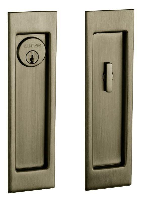 Baldwin Pd005 Entr Pocket Doors