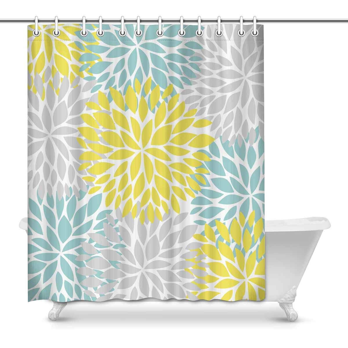 11 Stylish Ideas How To Improve Dahlia Shower Curtain If You Are