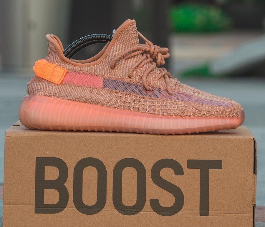 huge discount fb74f 29d69 adidas Yeezy Boost 350 V2 Clay EG7490 Release Date - SBD ...