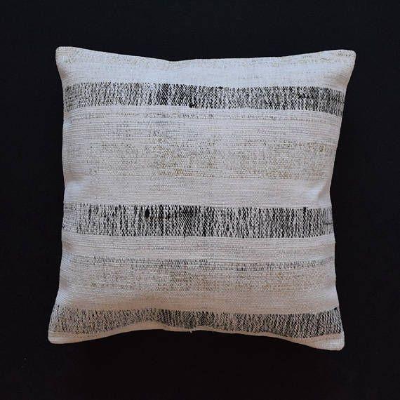 Pillow handmade turkish pillow 65x65 decorative pillow asian pillow ...