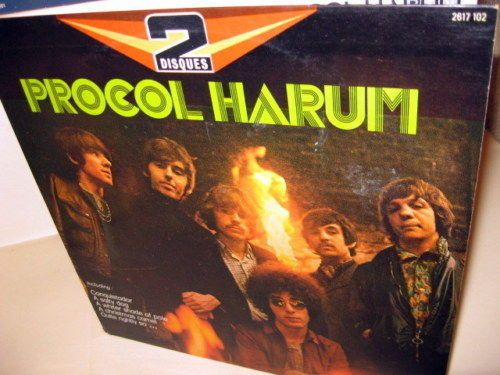 PROCOL HARUM - Same *Cube Rec.2617102* *France 75* 2x LP