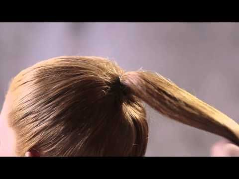 Top Knot By Tresemme Style Studio Top Knot Hair Skin Hair Styles