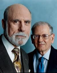with Bob Kahn | Vint cerf, Influential people, Bob