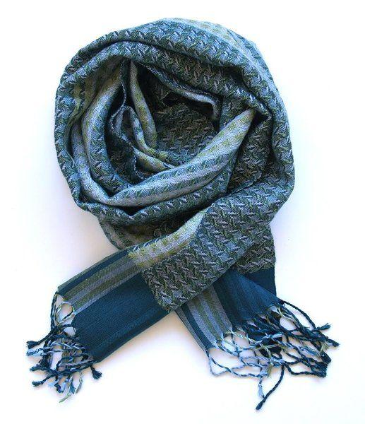 Charlotte Grierson #Handmadeatkew #Textiles #Artsandcraft #Scarf