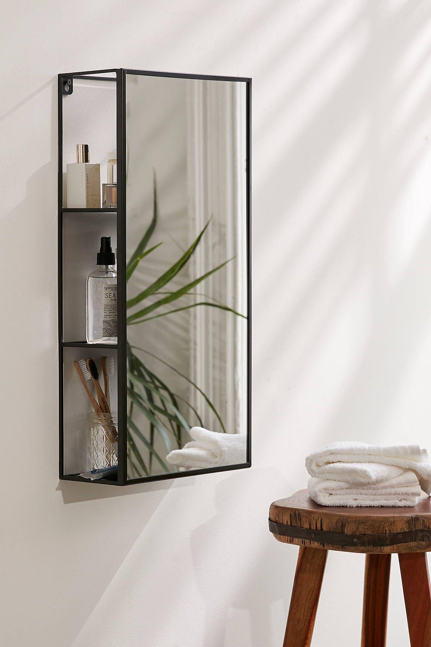 Cubiko Storage Mirror | Storage mirror, Storage and Kitchens