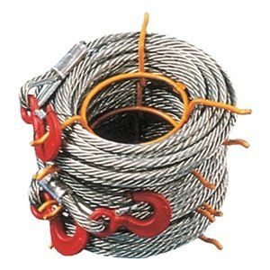 Wire Rope, Length 200 Ft, For 6XXF8 by Griphoist. $1555.98. Wire ...