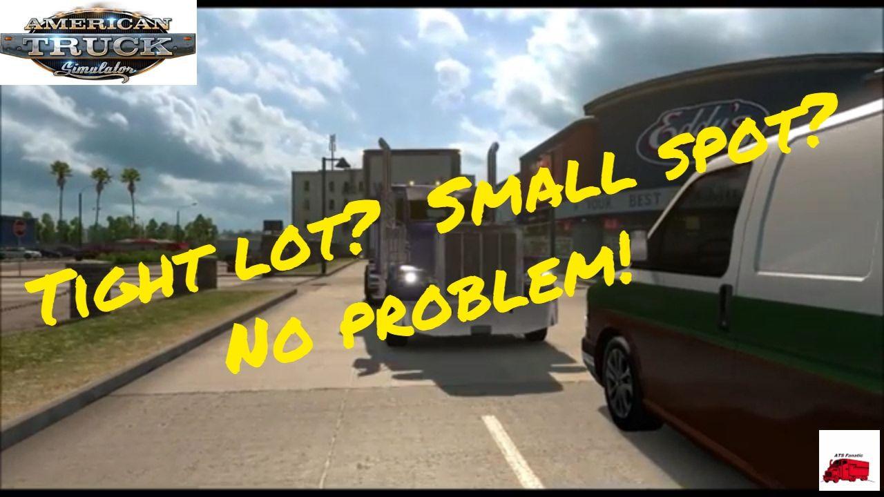 American Truck Simulator Peterbilt 389 Walmart Run With ATSFanatic