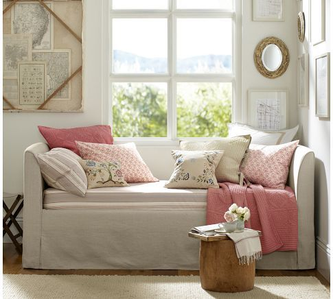 Wall Treatment Ideas Cabin Pinterest Pottery Barn
