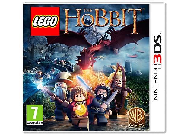 Quest, battle and build with the heroes of The Hobbit!