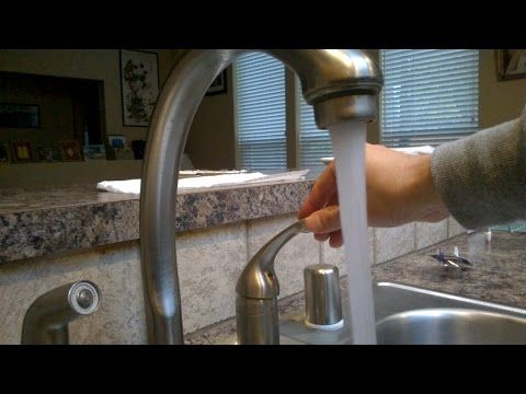 How To Fix A Leaky Faucet With A Single Handle Design Delta Kitchen Faucet Moen Kitchen Faucet Leaking Kitchen Faucet