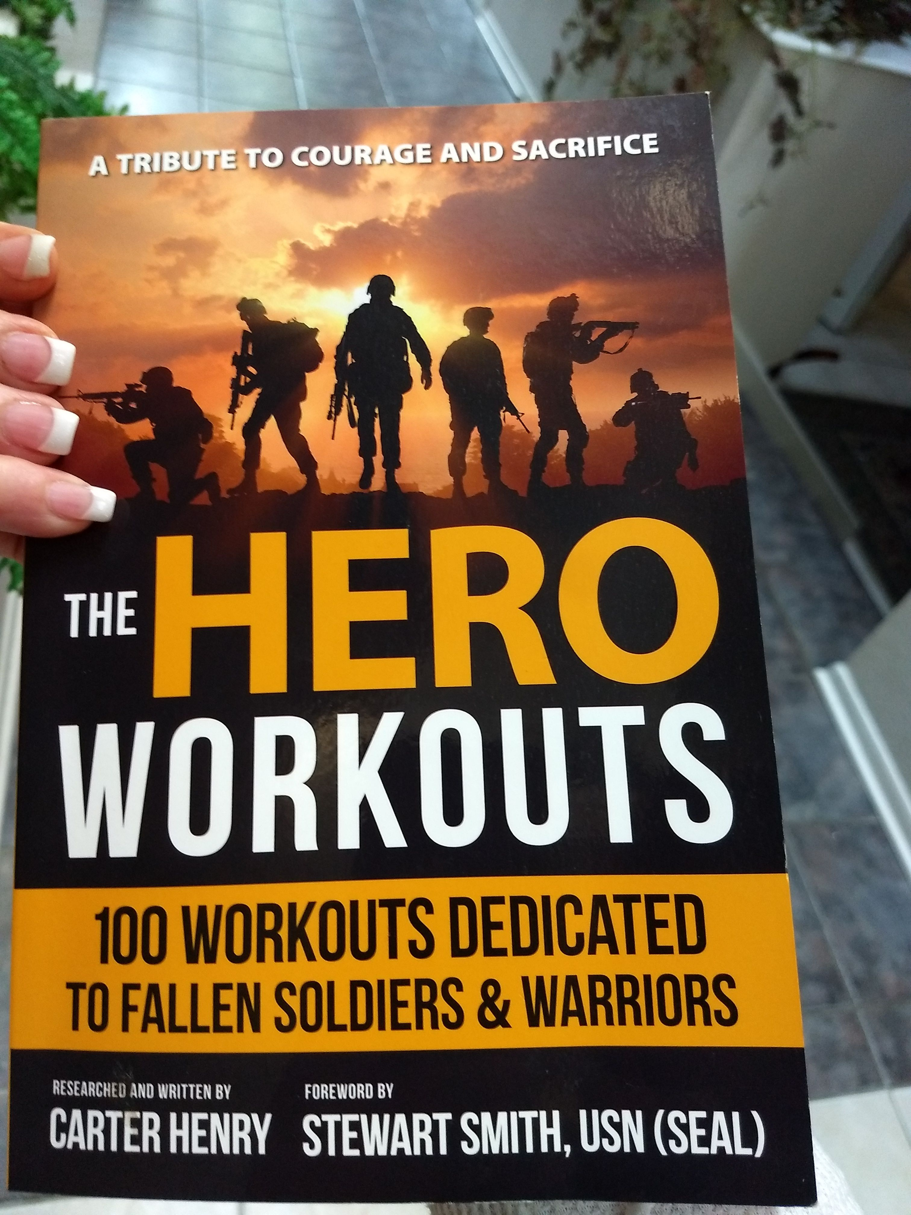 This Veterans Day Give Back By Reading The Hero Workouts