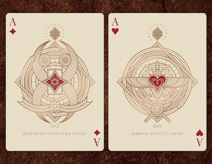 how to tell the age of playing cards
