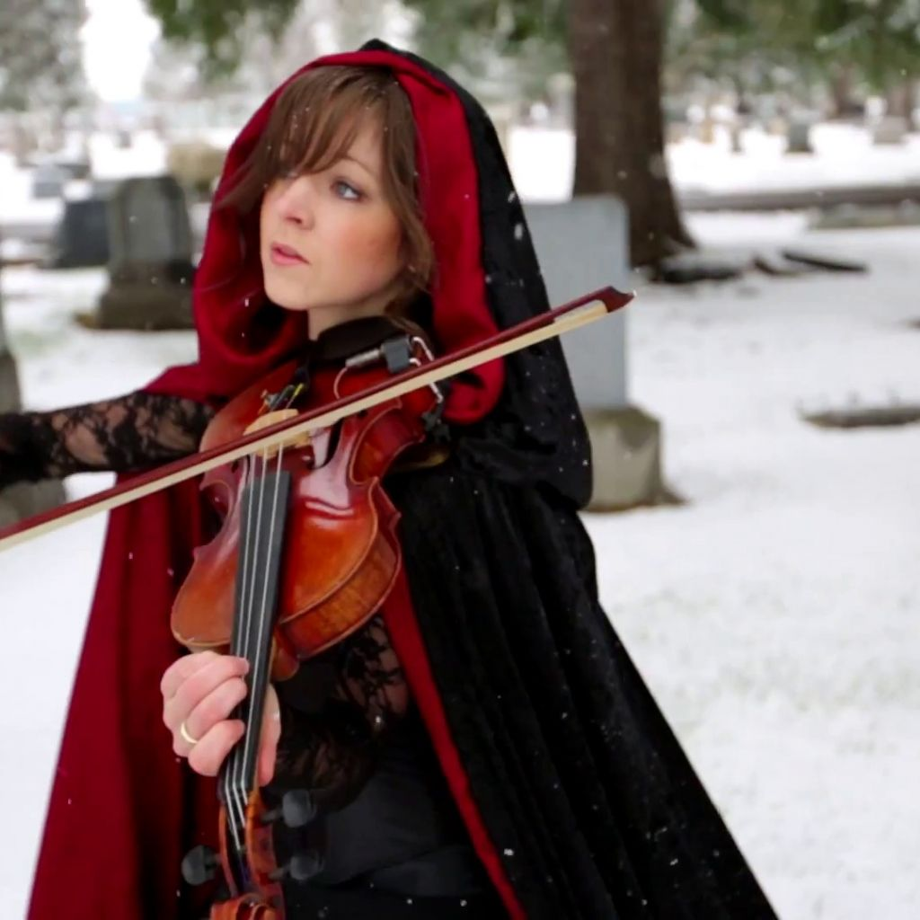 stirling amazzzing violinist