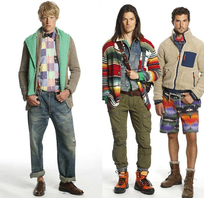 78e5f0730ee4 ... Ralph Lauren Cold Spring Collection: Ralph Lauren 2014 Spring Summer  Mens Presentation
