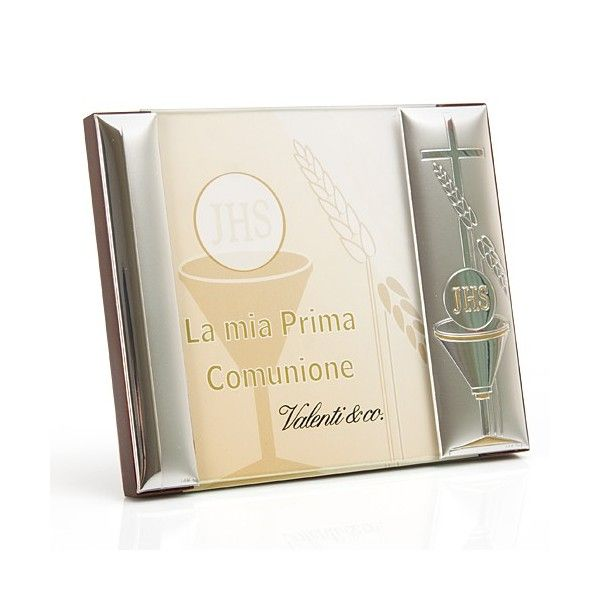 Anka Bizuteria Ramka Do Zdjec Na Komunie Sw 3174920356 Oficjalne Archiwum Allegro Book Cover Money Clip Items