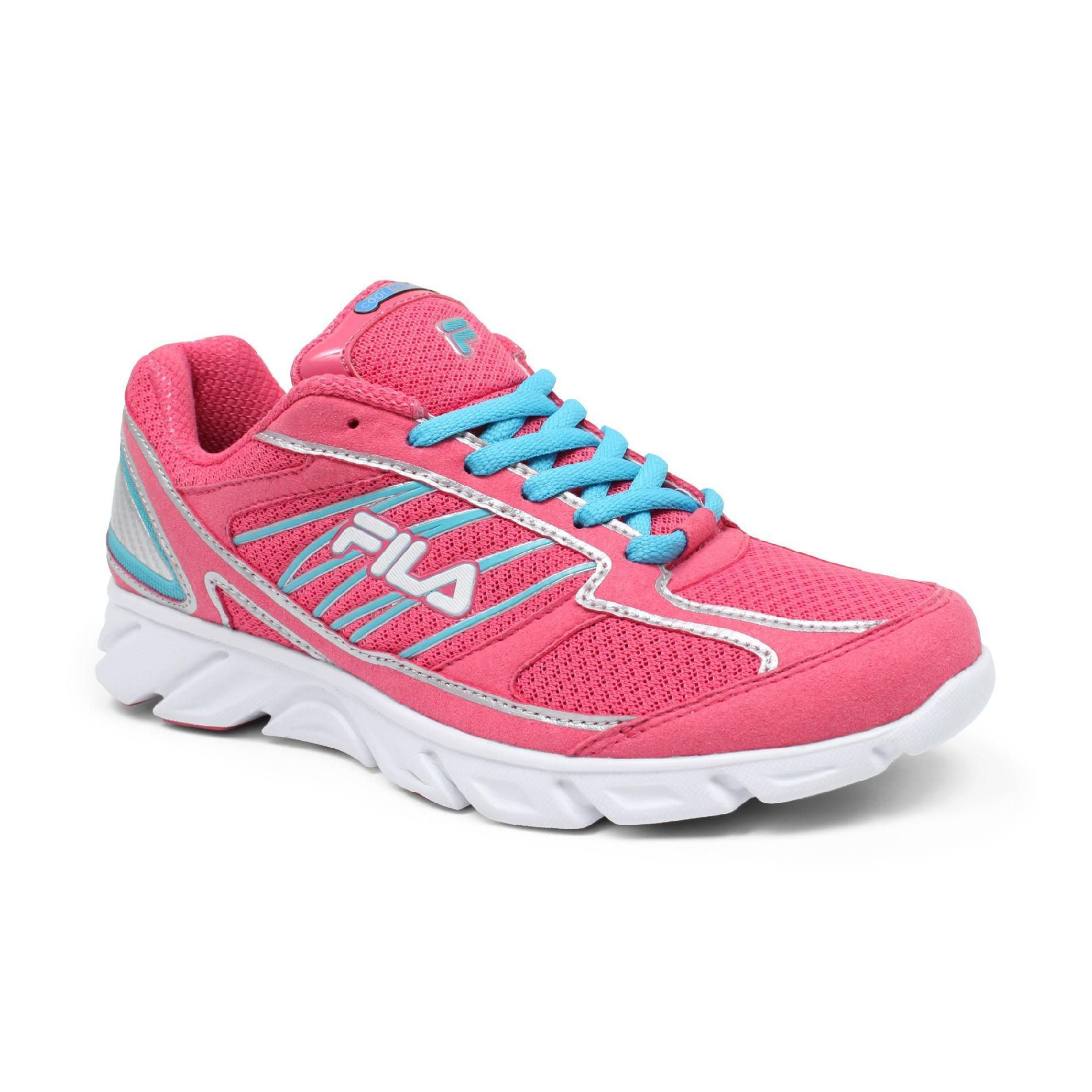 25b5034e4468 Fila- -Girl s Athletic Shoe Radical Lite - Pink White Blue-Shoes-Girls Shoes -Girls Sneakers