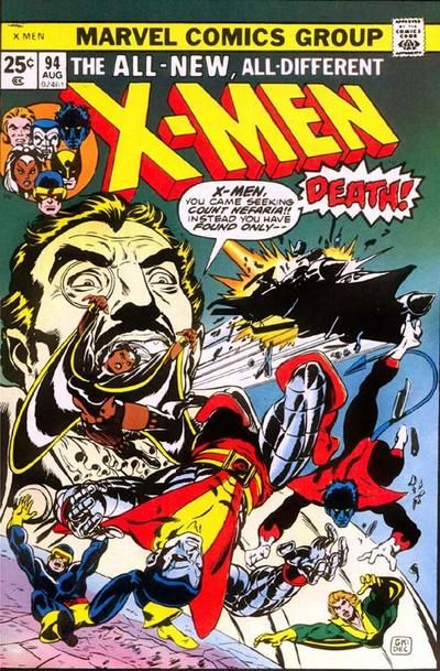 Criminal Mastermind Nefaria Occupies An Air Force Base After The First Team Leaves Cyclops Leads A New Order One Of Them Won T With Images Rare Comic Books Comics X Men