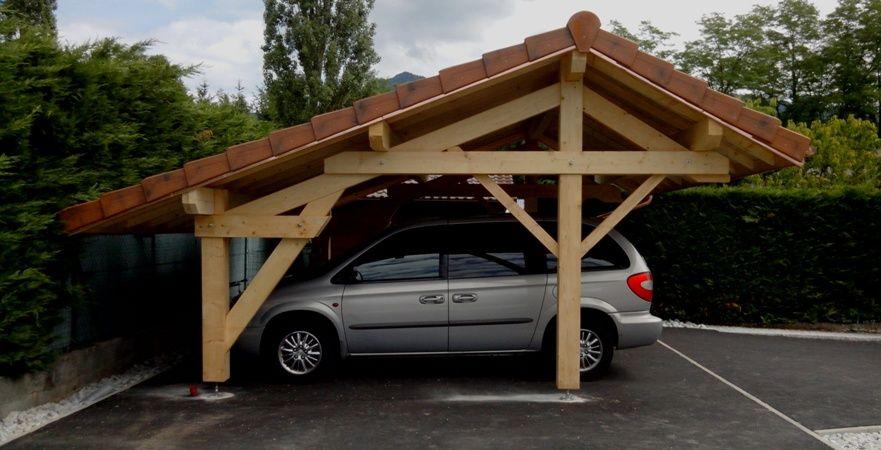 Képtalálat a következőre u201eabri voitureu201d acsmunka Pinterest - monter un garage en bois
